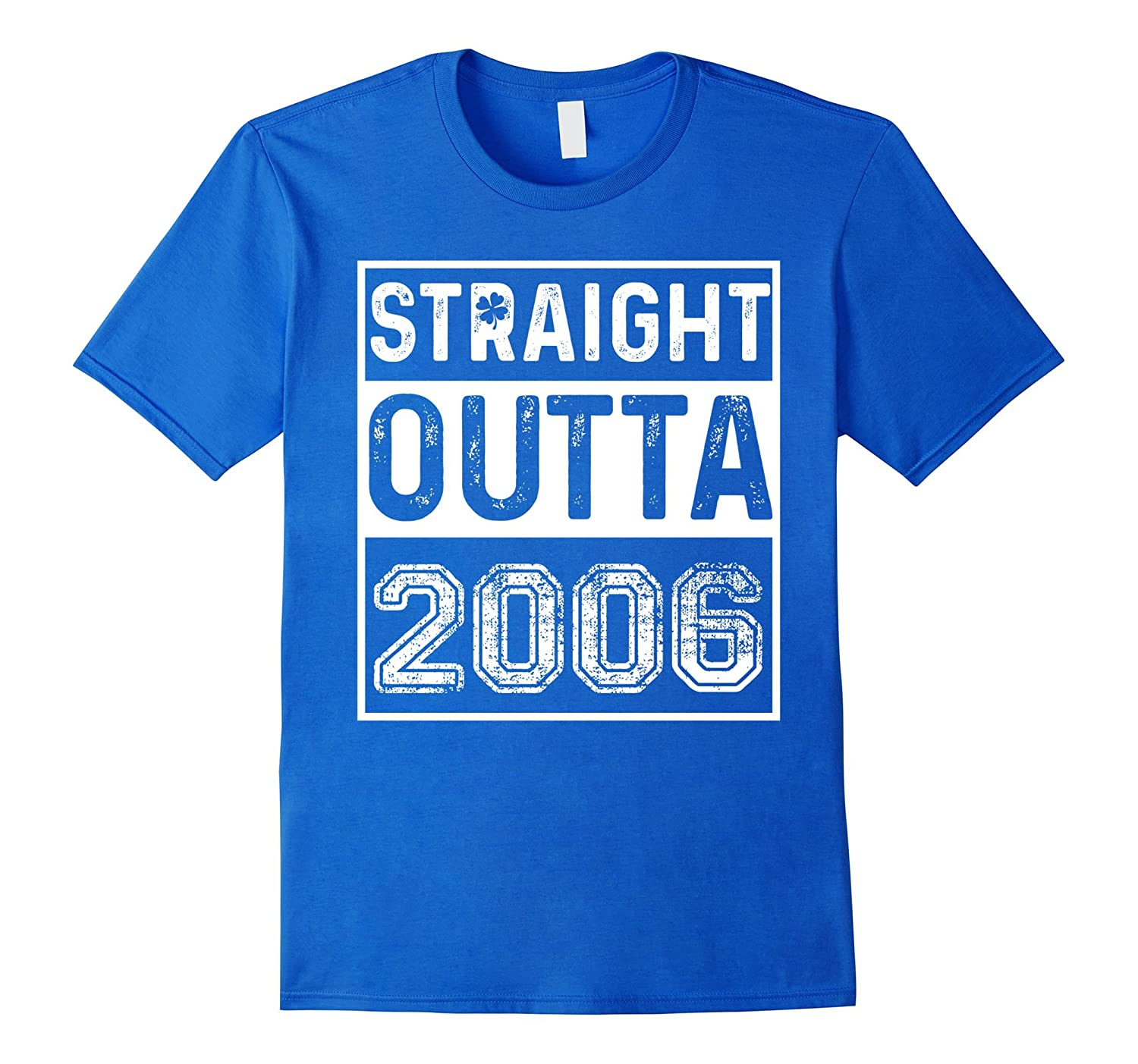 Funny 11th Birthday Gift Straight Outta 2006 T-Shirt-CD