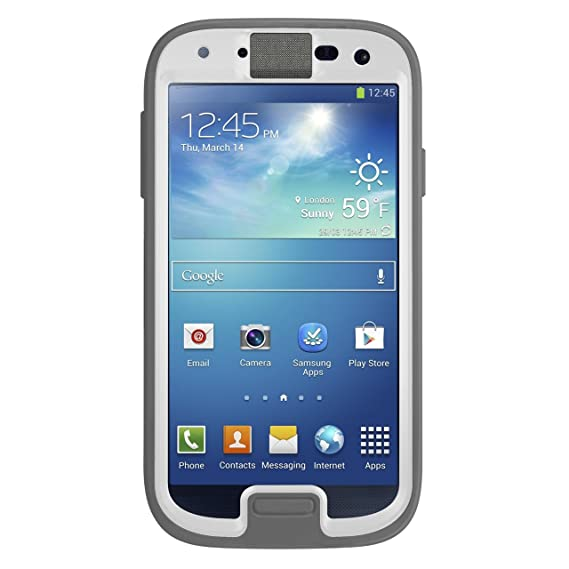 OtterBox Case 77-33796 for Samsung Galaxy S4 (Preserver Series) - Glacier