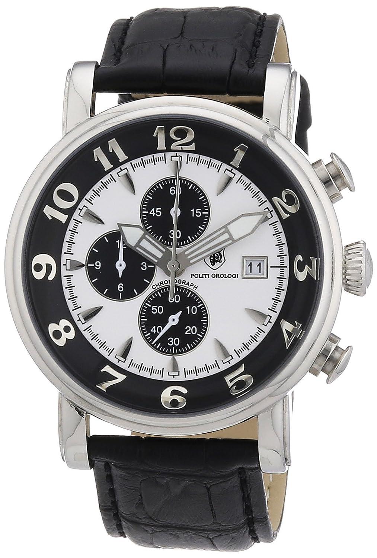 POLITI OROLOGI Herren Armbanduhr Chronograph OR3716