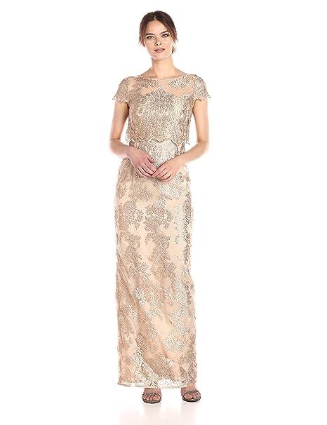 Vestidos bordados para mujer
