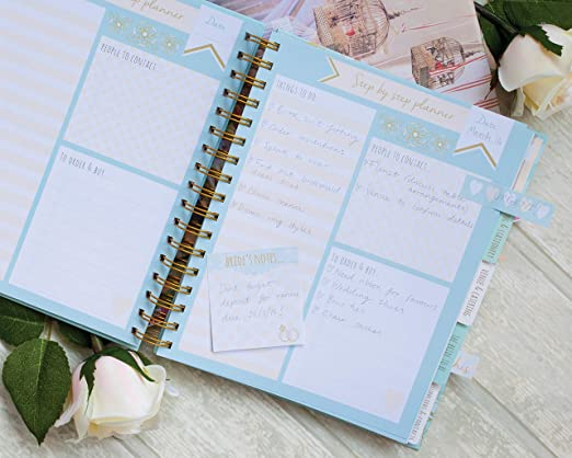Amazon.com: Rachel Ellen Designs - Agenda y organizador de ...