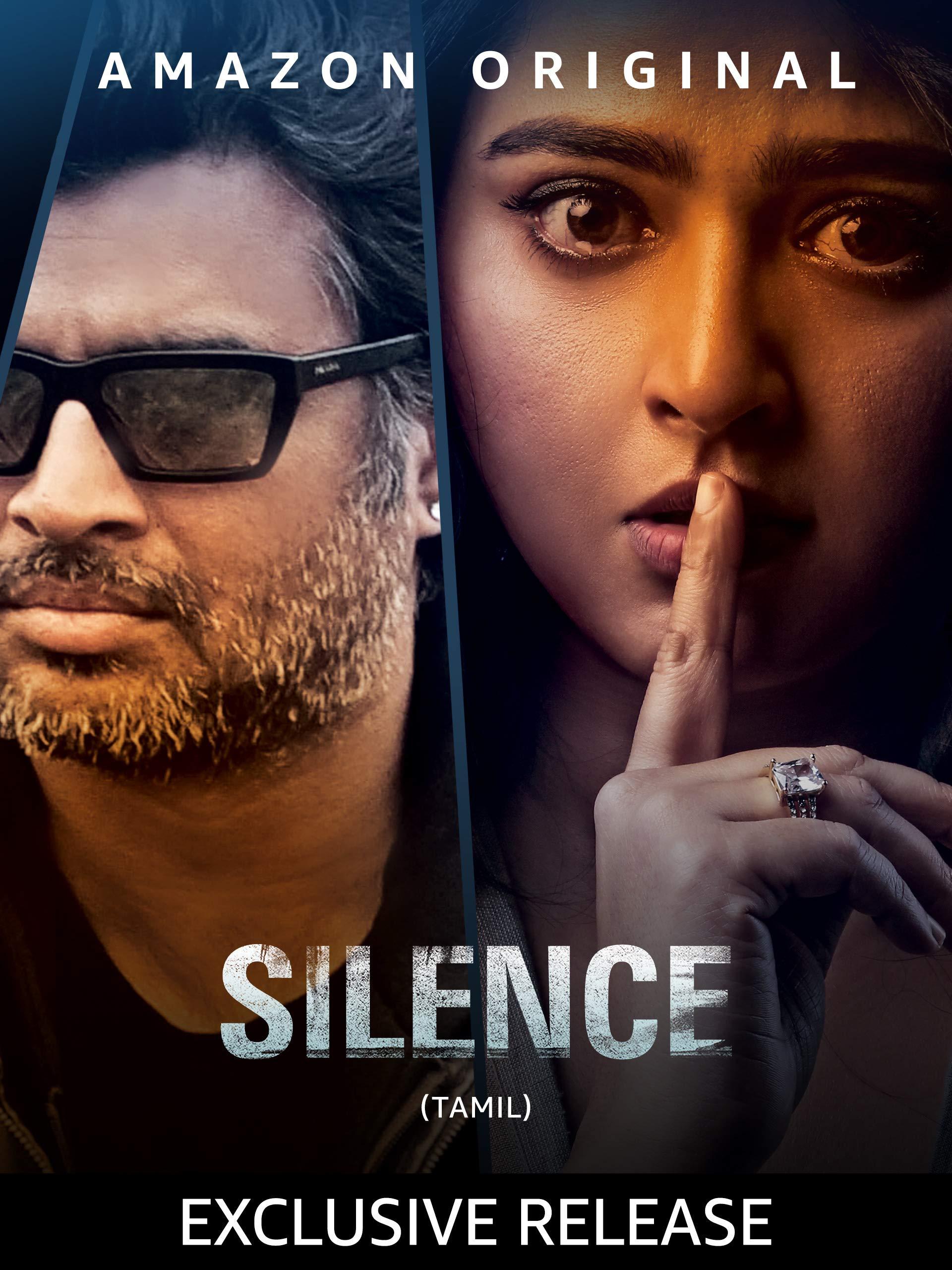 Silence (Tamil) on Amazon Prime Video UK