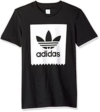 5347cd7634d9 Amazon.com  adidas Men s Blackbird Logo Tee  Clothing