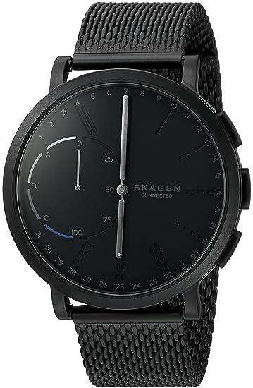 Skagen Reloj para Unisex de Cuarzo con Correa en Acero Inoxidable SKT1109: Amazon.es: Relojes