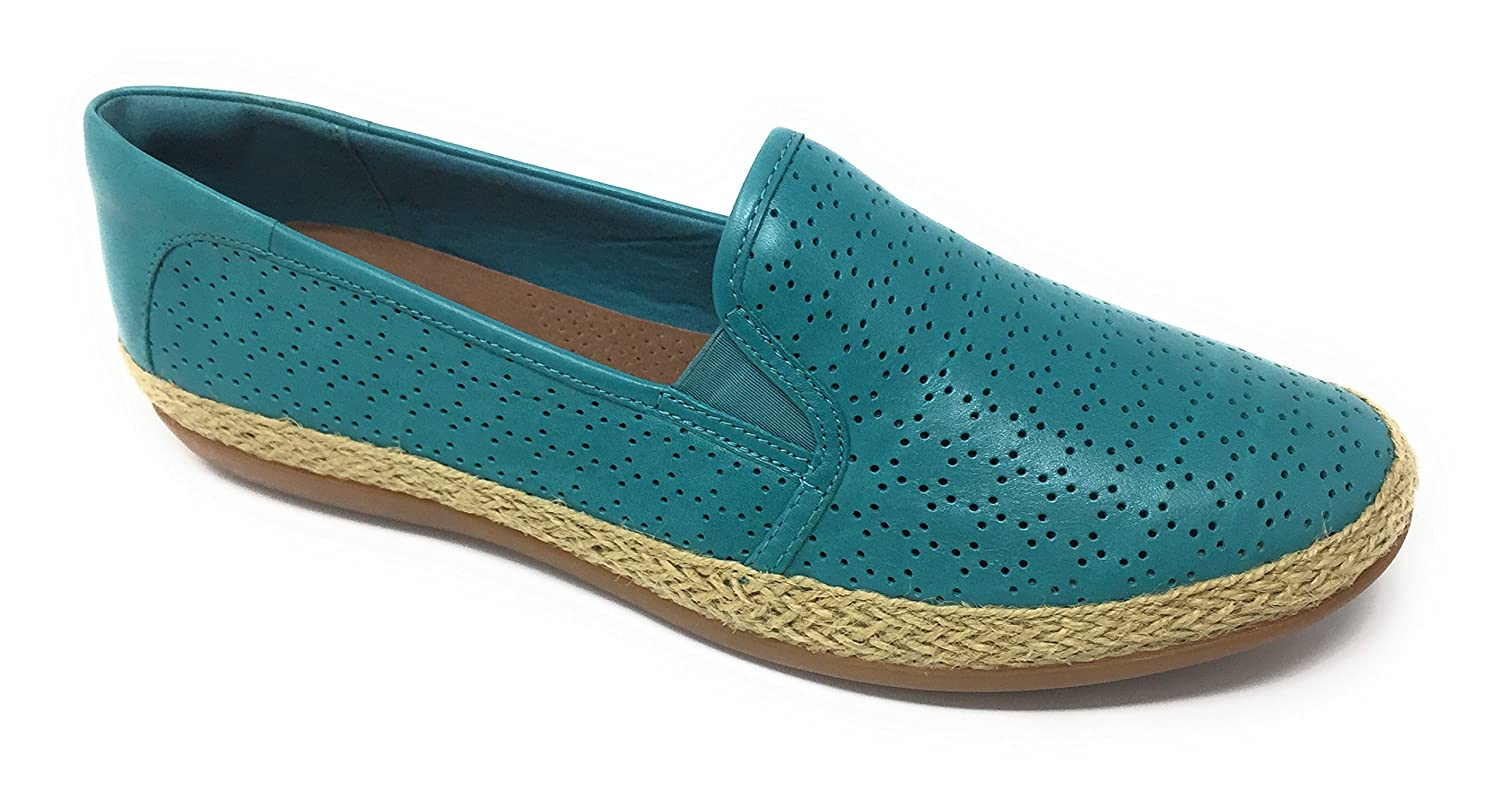CLARKS Women's Danelly Molly Slip on Shoes