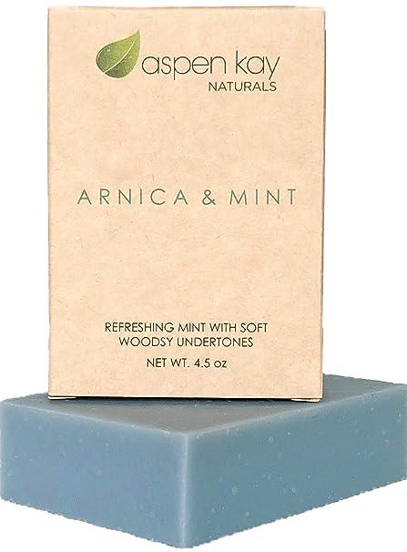 Amazon.com: Arnica Jabón – Jabón 100% Natural y Orgánico ...