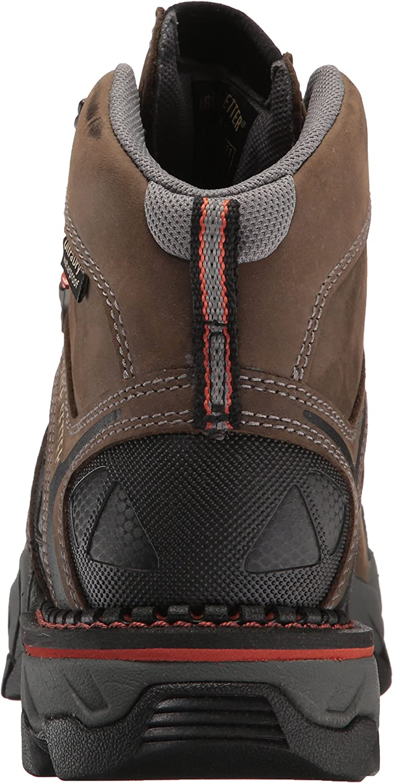 Irish Setter Work Womens Crosby Nano Toe Waterproof Punture-Resistant 6 Work Boot