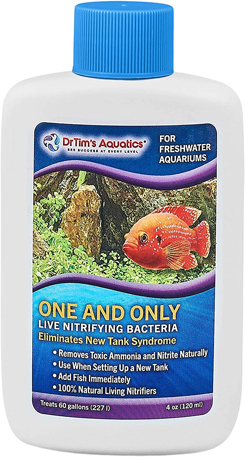 Dr. Tim's Aquatics Bene-FISH-al Freshwater Fish Food – Healthy Diet, Grain-Free, Gluten-Free – Contains Probiotics – Promotes Healthy Corals, Aquaria – Protein-Rich, All-Natural – Multi-Pack