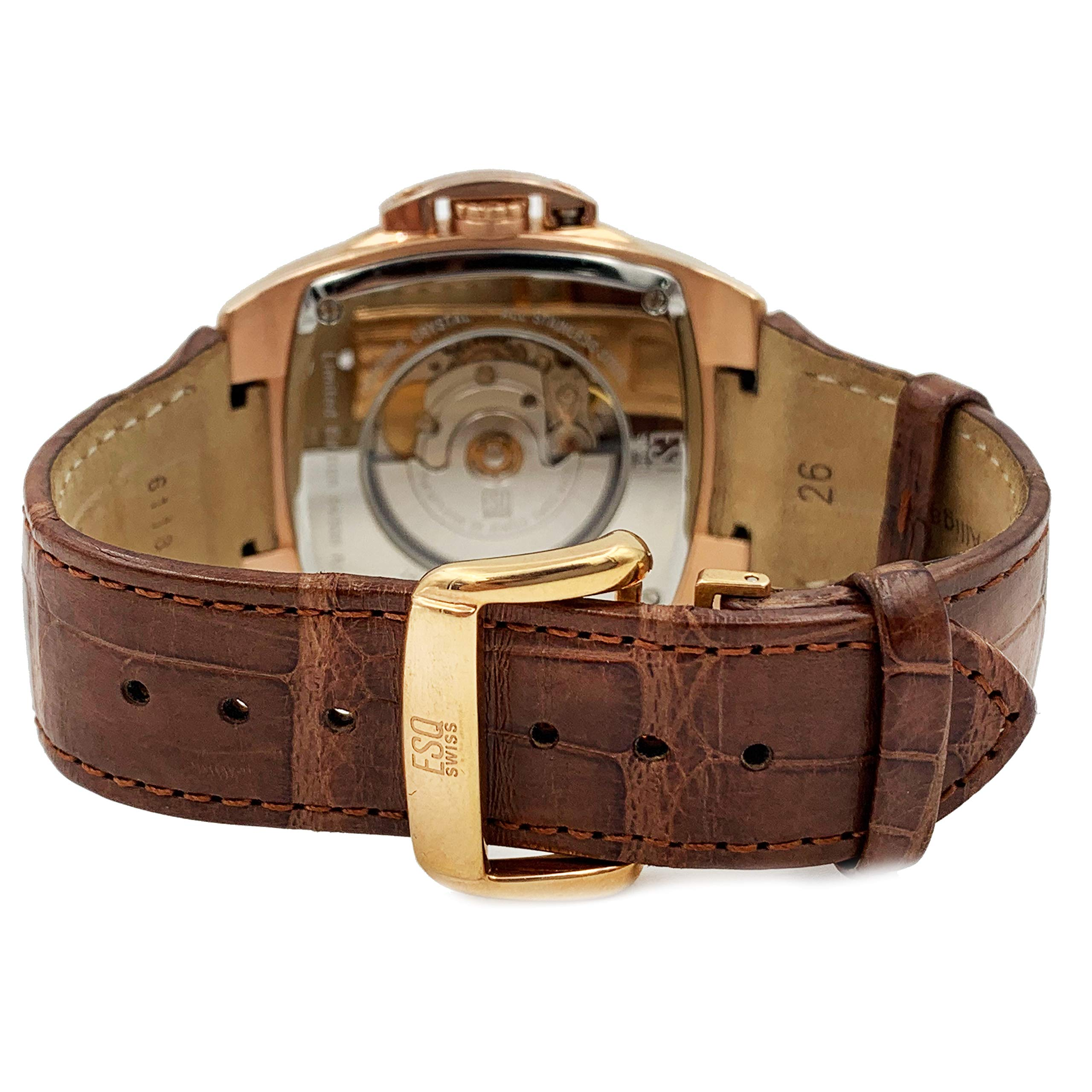 ESQ Bracer Automatic-self-Wind Male Watch 07301118 (Certified Pre-Owned) by ESQ (Image #2)