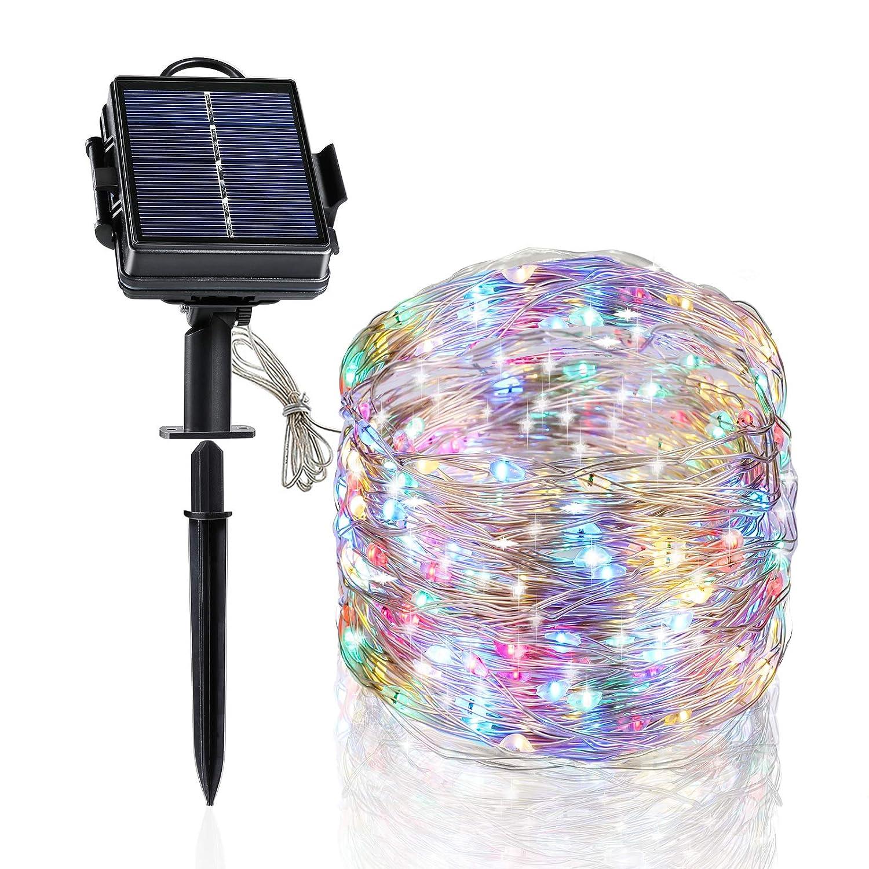 Heaffey Solar String Lights