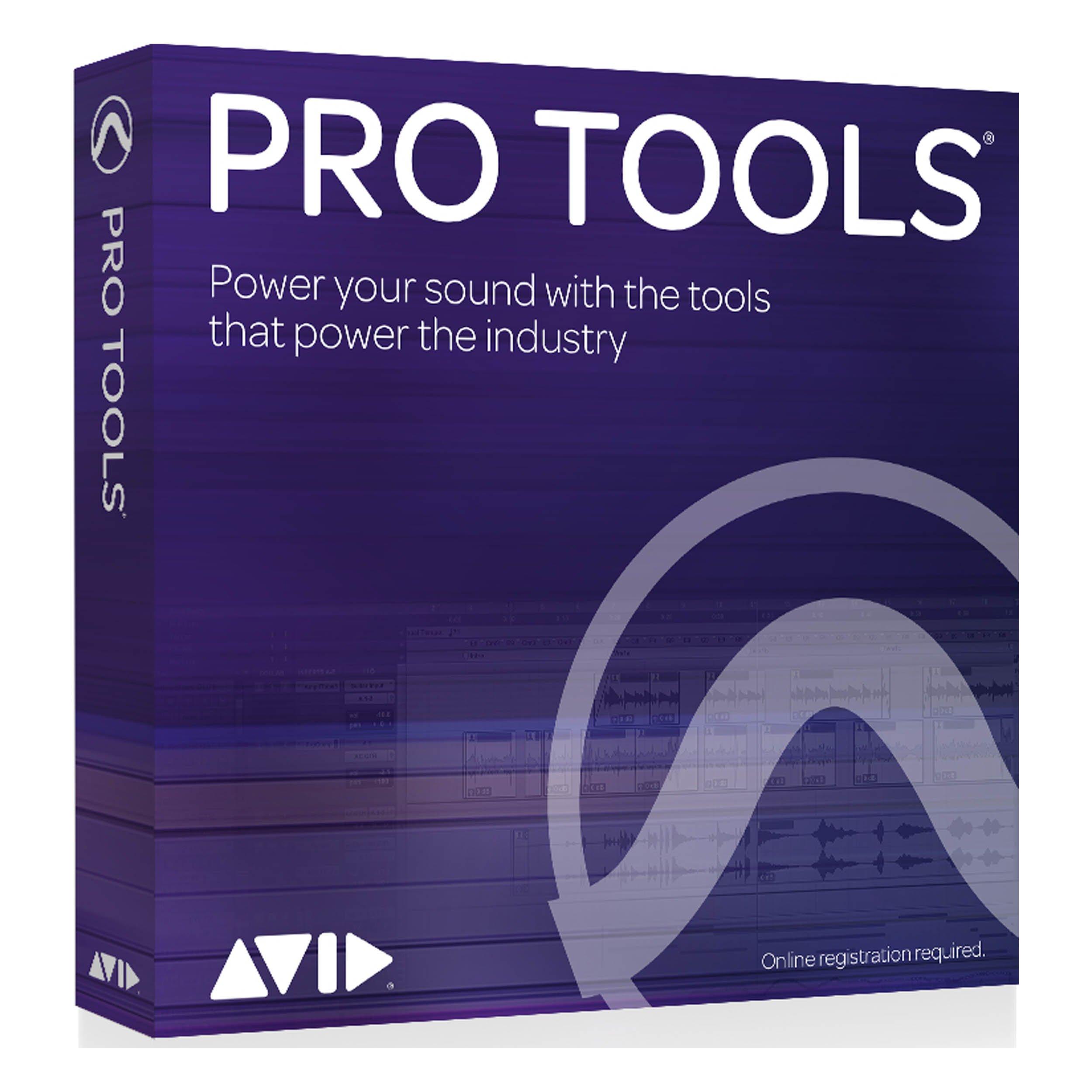 Avid 99356608700 Pro Tools Upgrade Plan Reinstatement