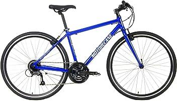 6ed881892a1 2018 Motobecane Cafe Latte Aluminum Flat Bar Road Fitness Hybrid Bicycle  FULL Shimano Drivetrain