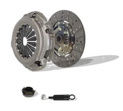 Clutch Kit Works With Toyota Tacoma Base Pre Runner SR5 One-Ton Extended Standard Cab