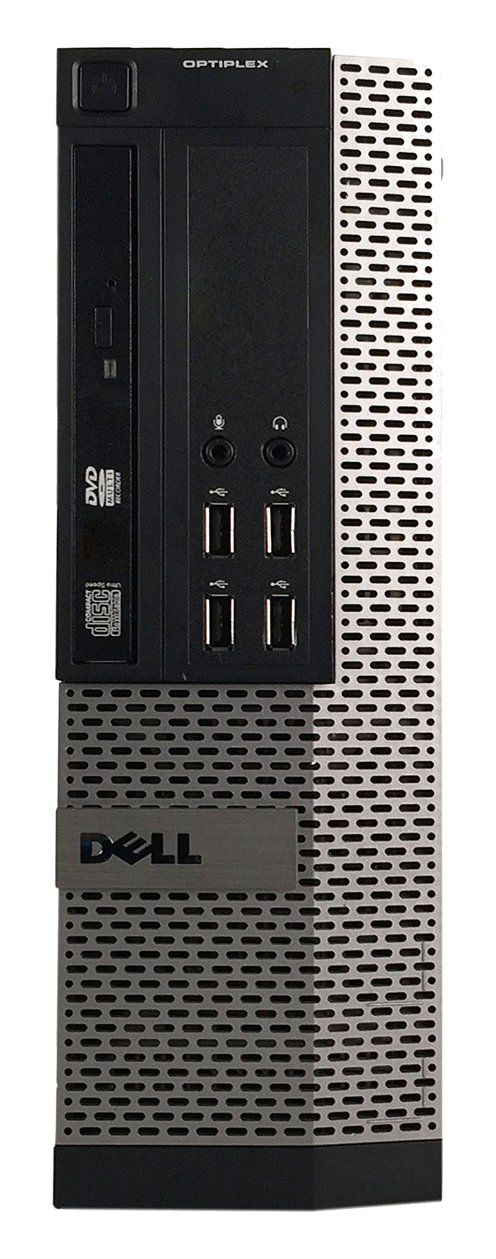 Dell 16VFDEDT1030 790 Small Business High Performance Desktop Computer mini PC, Core i5 2400 3.1G, 8G DDR3, 320G, DVD, Windows 10 Professional, Black,Certified Refurbished product.