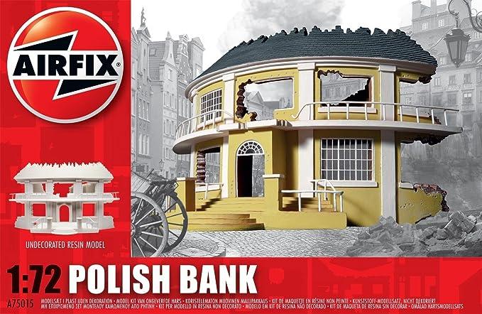 Amazon.com: Airfix A75015 Polish Bank 1:72 Diorama Resin ...