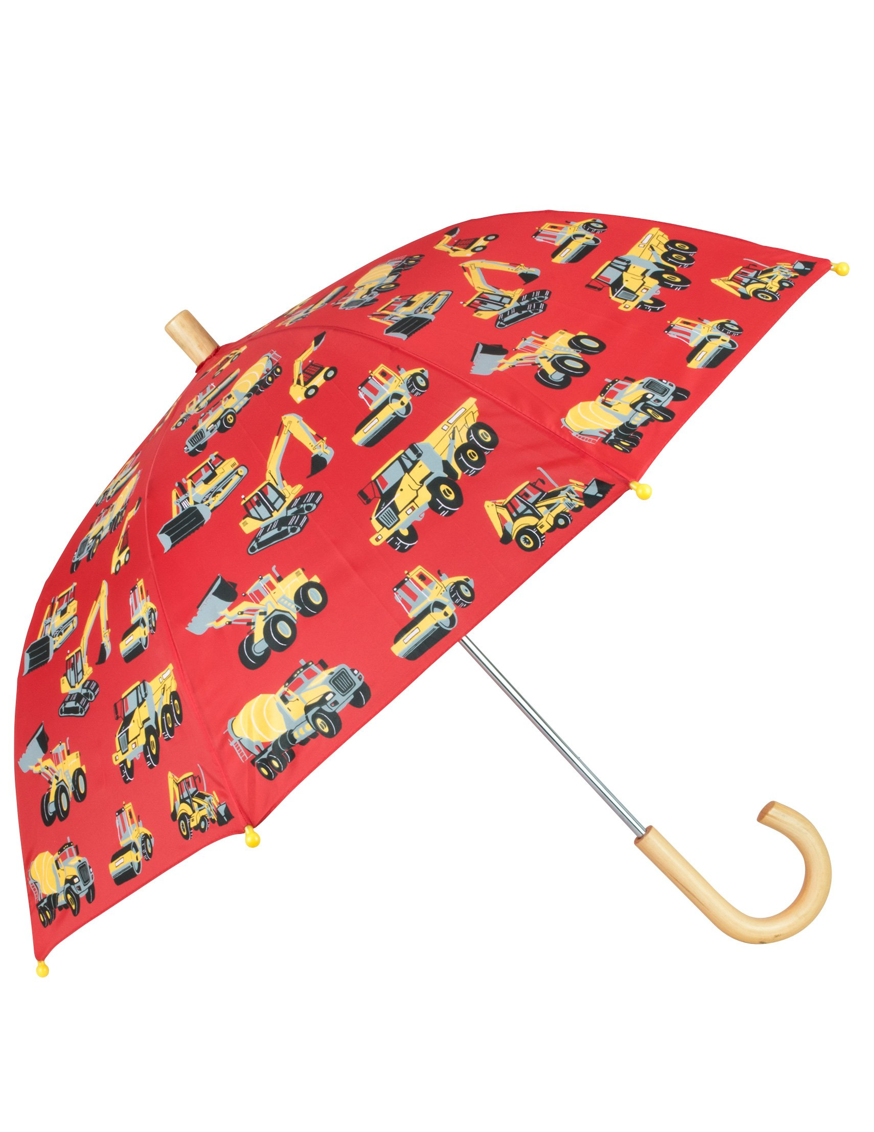 Hatley Little Boys' Printed Umbrellas, Heavy Duty Machines, One Size