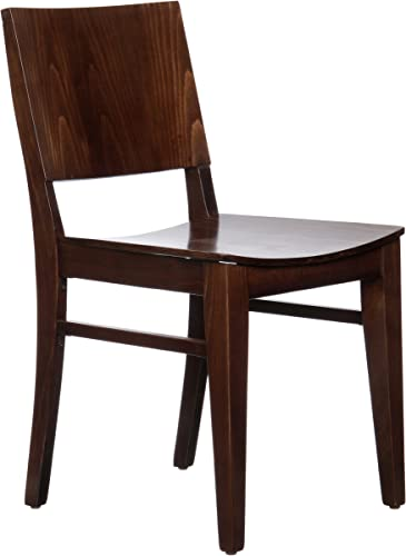 Beechwood Mountain BSD-83S-W Solid Beech Wood Side Chair