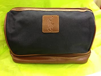95e073c599f1 Amazon.com   Ralph Lauren Toiletry Bag for Men   Beauty