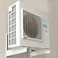 Planet High Grade (3 mm) GI Metal Air-Conditioner Compressor Stand - AC Stand (0.8 Ton to 2.0 Ton)