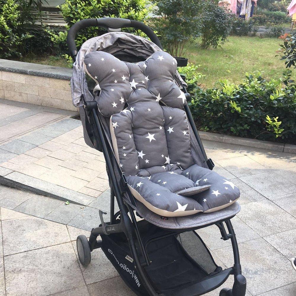 DE Kinderwagen Kissen weiche Baby Car Kinderwagen Pad Kinder Warenkorb Sitz Mat