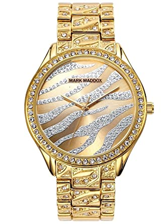 Image Unavailable. Image not available for. Color: RELOJ MARK MADDOX MM6006-20 MUJER