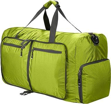 Fklee Travel Bag Shoulder Messenger Hand Luggage Bag Large Travel Luggage Canvas Bag Travel Tote Luggage Bag