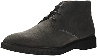 Geox Damocle Marron - Chaussures Boot Homme