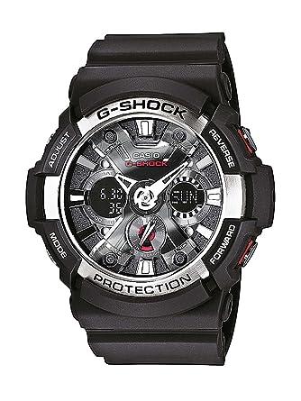 casio g shock g shock men s watch ga 200 1aer amazon co uk watches casio g shock g shock men s watch ga 200 1aer