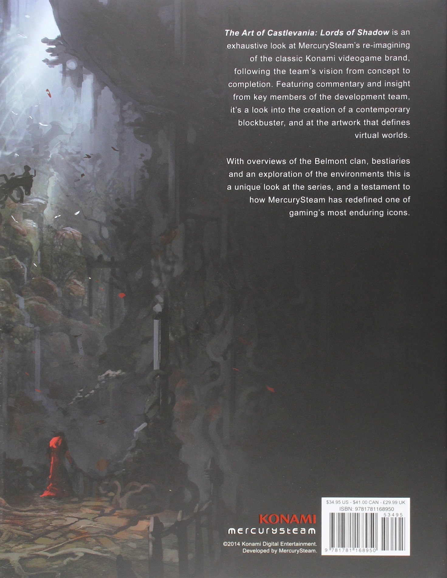 Castlevania Lords Of Shadow 2 Artbook Pdf