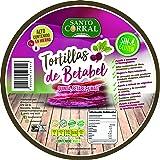 Tortilla con Quinoa y Betabel (5 PAQUETES)