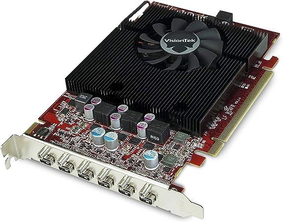Amazon.com: VisionTek 900614 Radeon 7750 - Tarjeta gráfica ...