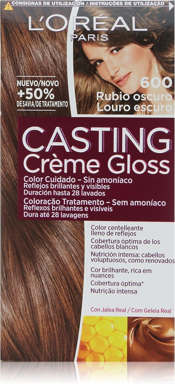 LOréal Paris Casting Créme Gloss Coloración Sin Amoniaco ...