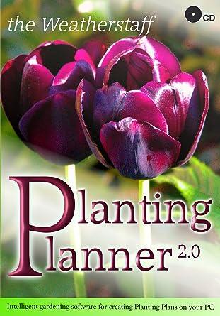 The Weatherstaff Plantingplanner 2, Intelligent Garden Design