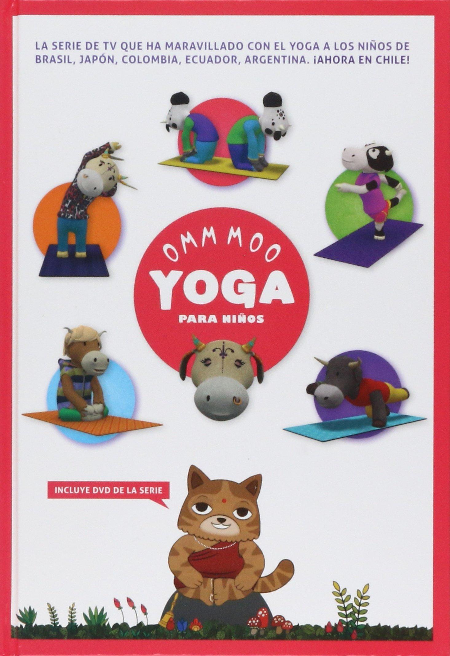 Amazon.com: Omm moo yoga para niños (9789569658006 ...