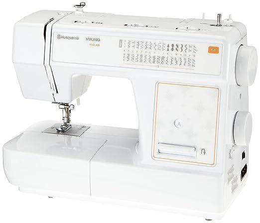 63 opinioni per Husqvarna Viking Macchina da cucire H Class E 20, Bianco [Germania]