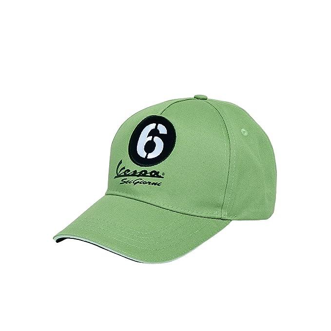 """Amazon.com: Vespa """"Sei Giorni Sombrero, talla única ..."""