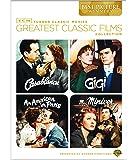 TCM Greatest Classic Films Collection: Best Picture Winners (Casablanca / Gigi / An American in Paris / Mrs. Miniver) (Bilingual)