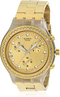 Swatch ONE THOUSAND AND ONE Chronograph Ladies Watch SVCK4084G