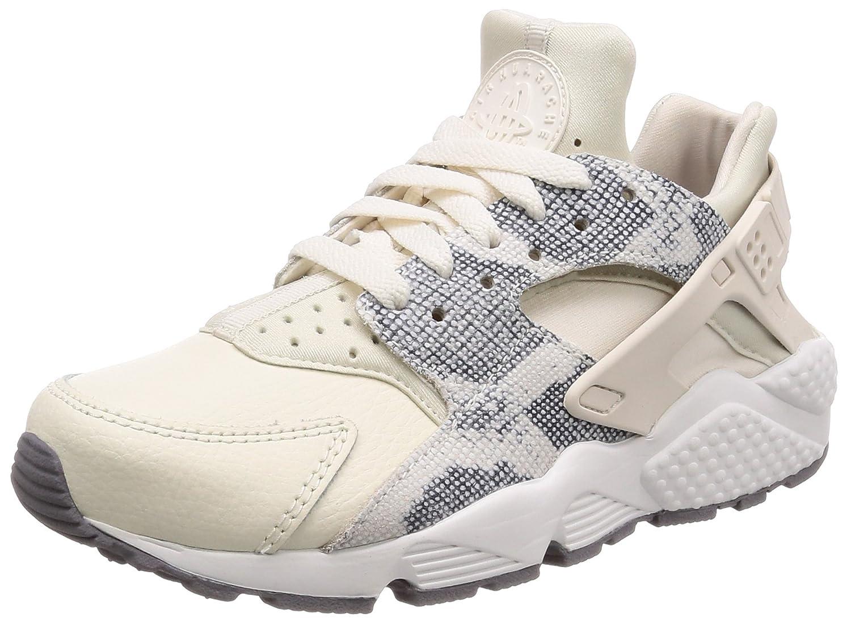 Amazon.com | Nike Womens Air Huarache Run Premium Fashion Sneakers (7.5) | Fashion Sneakers