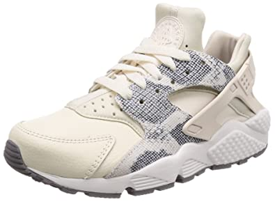 sports shoes b8a95 c06d7 Nike Womens Air Huarache Run Premium Fashion Sneakers (7.5)