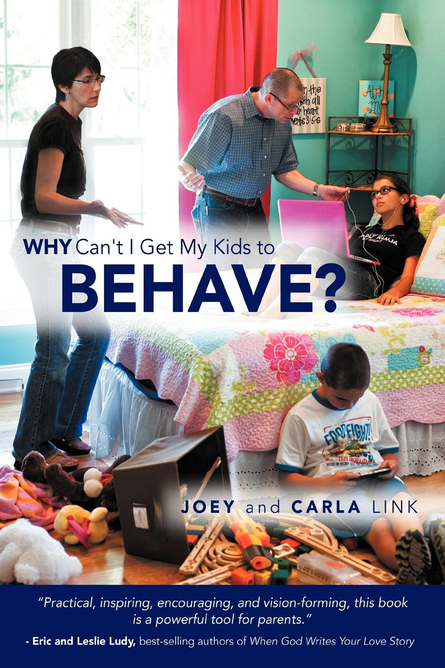 Why Can't I Get My Kids to Behave? pdf