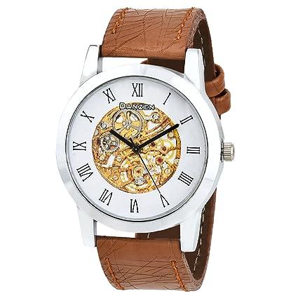 Danzen White dial Wrist Watch for Men