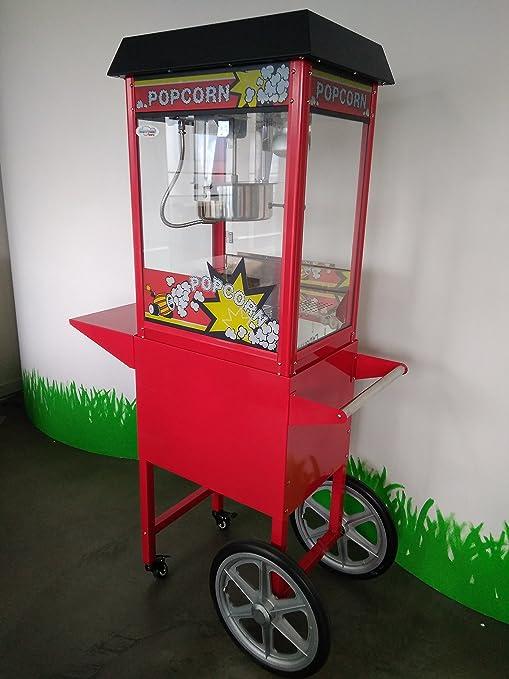 Máquina para I Palomitas profesional con carro Happy Air