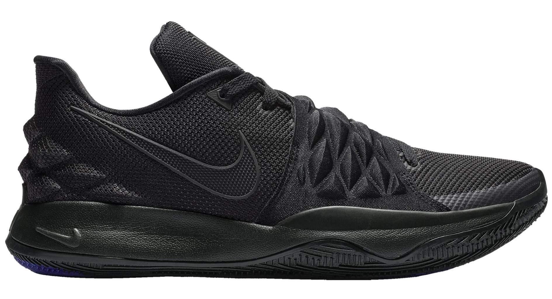 e40b75392e08b6 Nike Mens Kyrie Low Basketball Shoes Fashion Sneakers, Black/Black Size 10  US