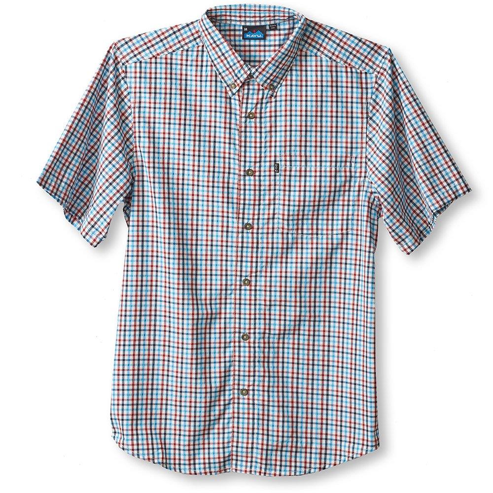 Kavu Hombres Camisa de Tomas, Hombre, Color Rodeo, tamaño Large: Amazon.es: Ropa y accesorios