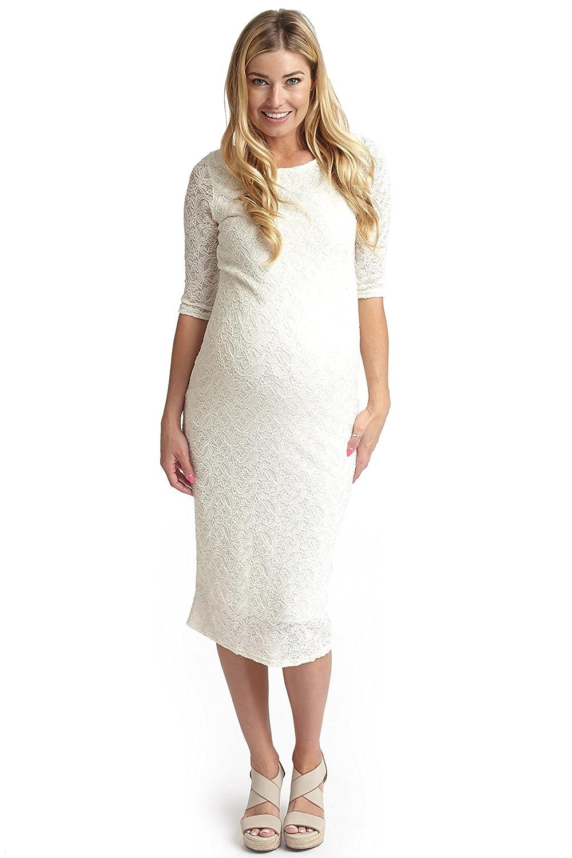 Ivory Maternity Dress