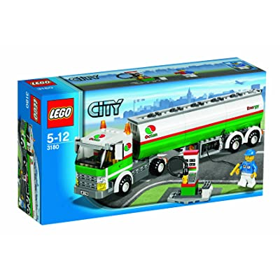LEGO City Tank Truck 3180: Toys & Games