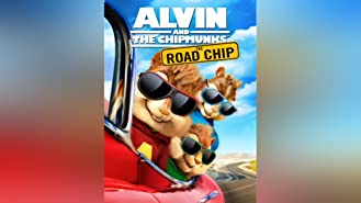 Alvin and the Chipmunks: The Road Chip (4K UHD)