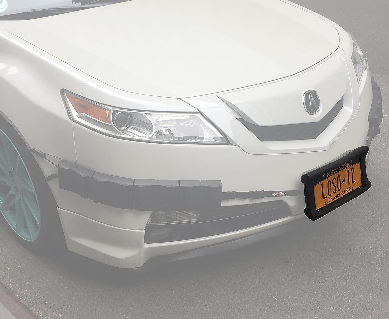 For Honda Fit 09-13 Driver Side Bumper Bracket Front Steel