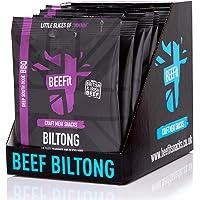 BEEFit Snacks Bolsa de 250g de Biltong BBQ